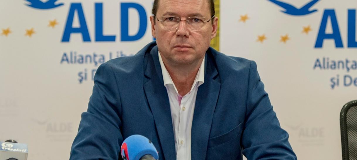 Cristian Dima, președinte ALDE Galați: ALDE își reafirmă susținerea pentruinvestiții!